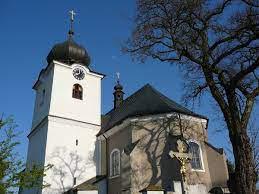 Nížkov kostel sv.Mikuláše