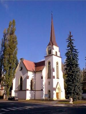 Šumperk, kostel ČCE / Šumperk, kostel ČCE