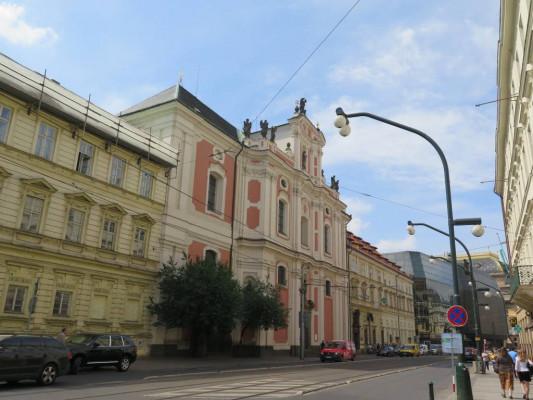 Kostel sv. Voršily