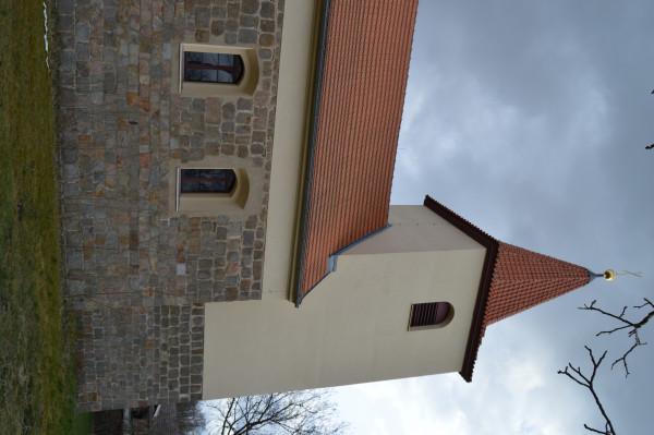 Kostel Narození Panny Marie- Olešky u Radějovic / - je původně románský kostel ve vsi Olešky u Radějovic.       Je chráněn jako kulturní památka České republiky. -Kostel bude přístupný od 17 – 22 hod.