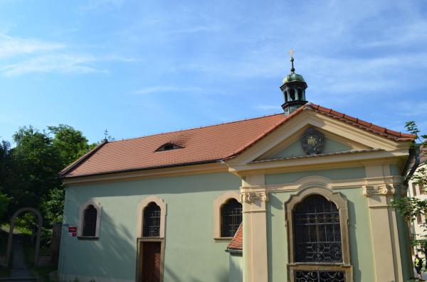 Kostel U Ježíška