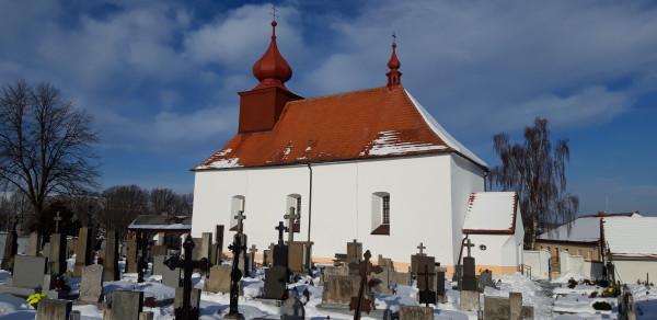 Kostel sv. Josefa, Veliš / Autor fotografie: P. Mgr. Miroslav Auxt