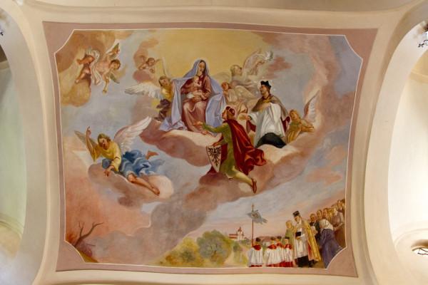 freska s tankem kostel.jpg