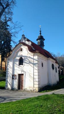 Kaple Nanebevzetí Panny Marie / Autor fotografie: Petr Zborník