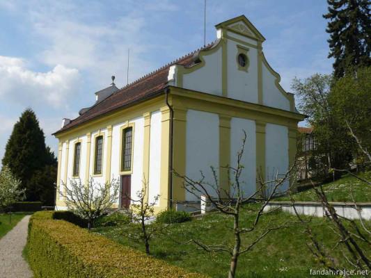 ČCE Lysá nad Labem / Kostel