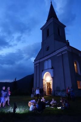 Noc kostelu 2020