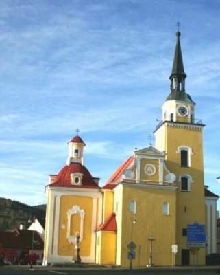 Farní kostel Zvěstování Páně