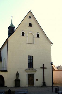 Litoměřice, kostel sv. Ludmily