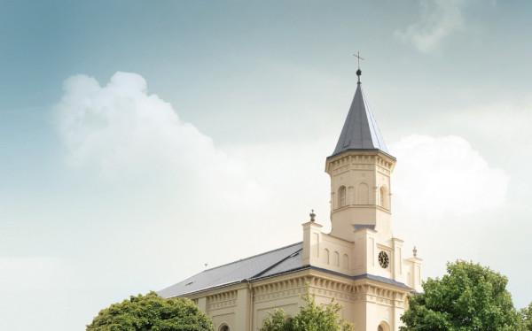 Orlová-Město, evangelický kostel SCEAV
