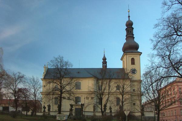 Lysá nad Labem, kostel Narození sv. Jana Křtitele,