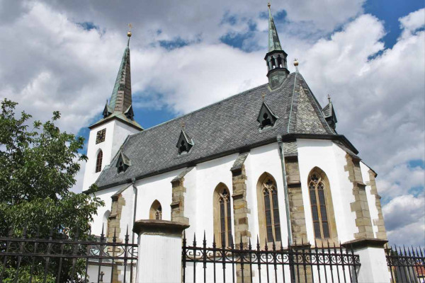 Veliká Ves, kostel sv. Vavřince