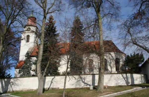 Jankov, kostel Narození sv. Jana Křtitele
