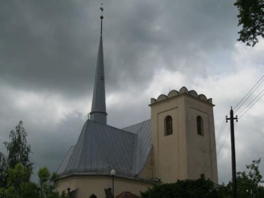 Olomouc-Slavonín, kostel sv. Ondřeje
