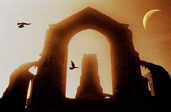 Chebské zmizelé kostely