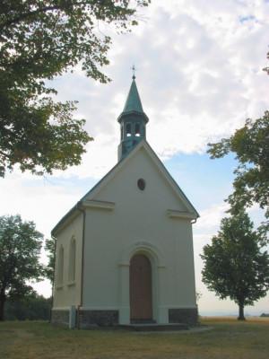 Brno-Líšeň, kostelíček / Brno, Líšeň, kostelíček