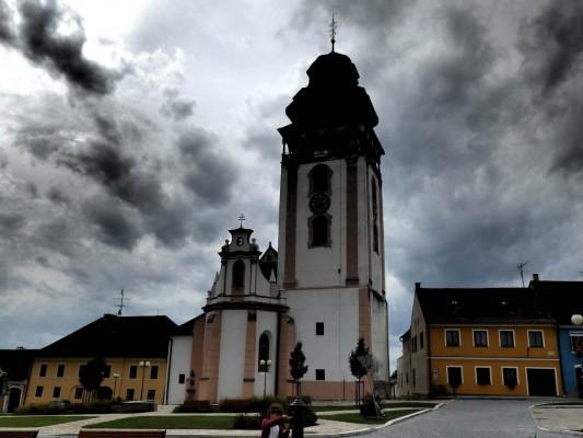 Kostel sv.Matěje