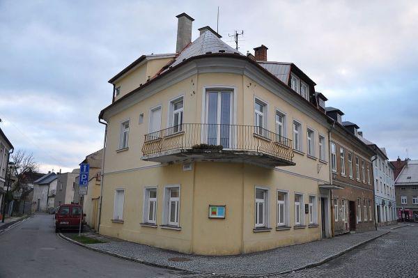 Šternberk, modlitebna ČCE