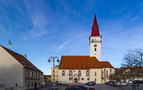 Jemnice, kostel sv. Stanislava