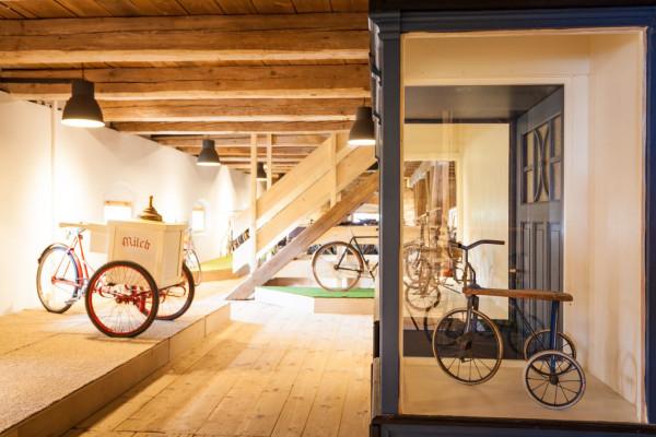 Muzeum cyklistiky