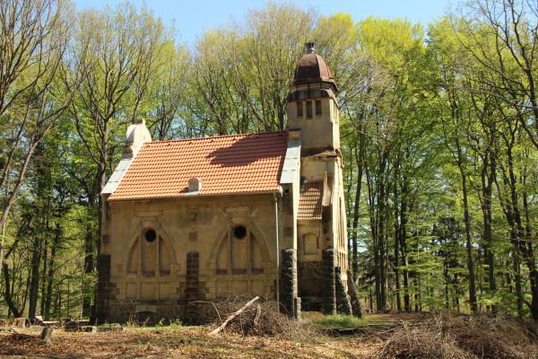 Kaple Botschen  duben 2020 / Aktuální foto kaple