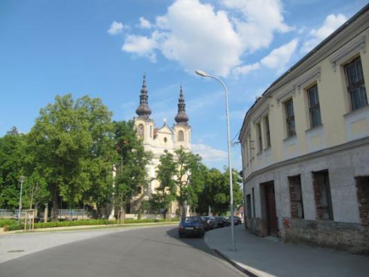 Kvasice, kostel Nanebevzetí Panny Marie / Kvasice, kostel Nanebevzetí Panny Marie