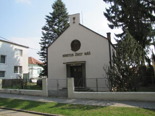 Modlitebna ve Slavkově u Brna