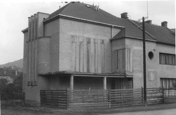 Kostel ČCE v Teplicích