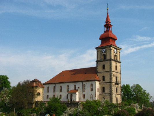 Mimoň, kostel sv. Petra a Pavla
