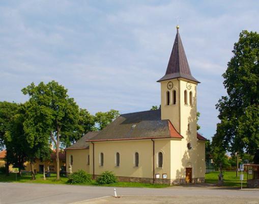Studnice, kostel sv. Jiljí / Studnice, kostel sv. Jiljí
