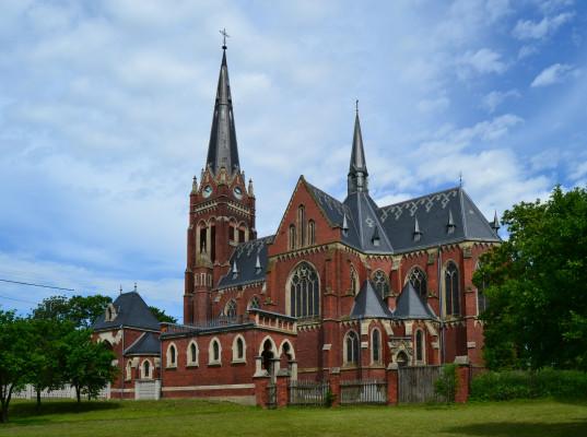 Kostel sv. Jana Křtitele v Sudicích