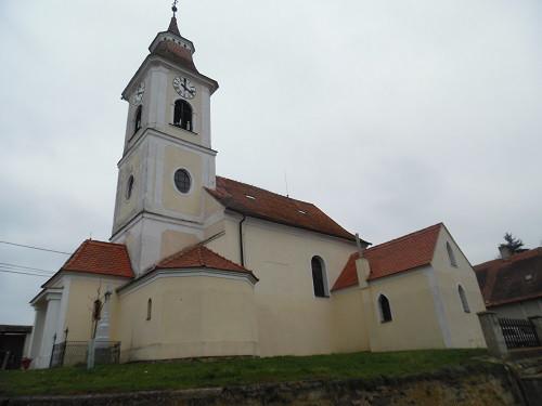 Lančov, kostel sv. Máří Magdalény
