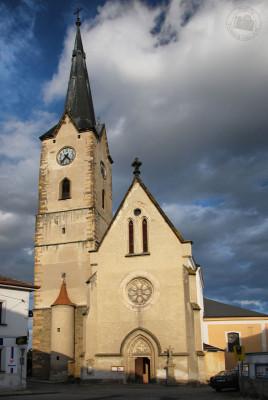 Mohelnice, kostel sv. Tomáše Becketa / Mohelnice, kostel sv. Tomáše Becketa