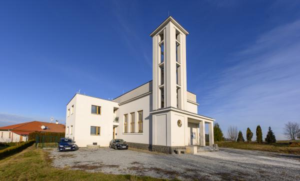 Husitský kostel Mirovice