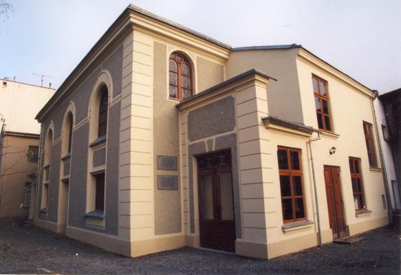 Přerov, kostel sv. Cyrila a Metoděje