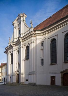 Kostel sv. Kláry