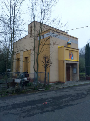 Ostrava-Pustkovec, pravoslavná kaple sv. Andělů strážných