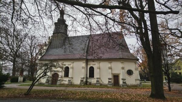 Jihlava, Kostel sv. Ducha