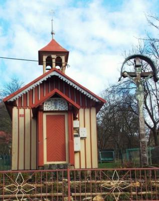 Vlčková-kaple
