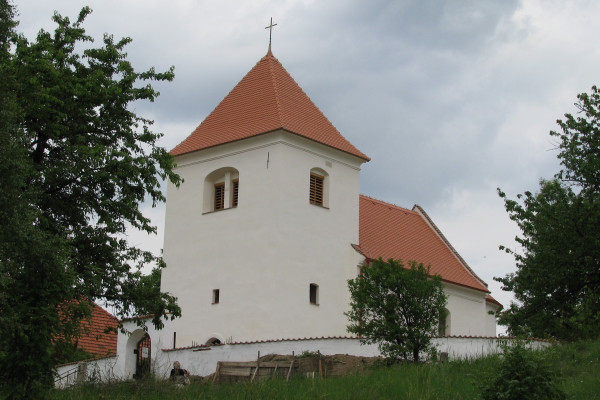 Soběšín, kostel sv. Michaela Archanděla.JPG