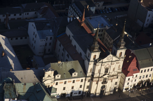 Sv. Ignác / kostel sv. Ignáce v Jihlavě