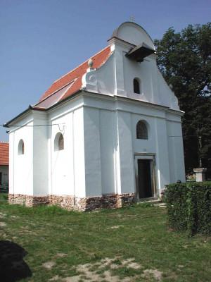 Kaple / Kaple sv. Rozálie, sv. Šebestiána a sv. Rocha