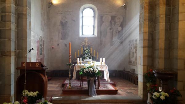 Praha 14 - Kyje, kostel sv. Bartoloměje