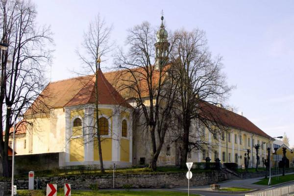 Votice, kostel sv. Františka