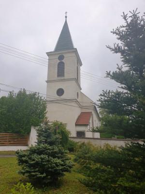 Černívsko kostel