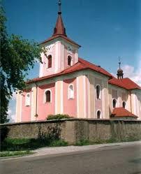 Bystré, kostel sv. Bartoloměje