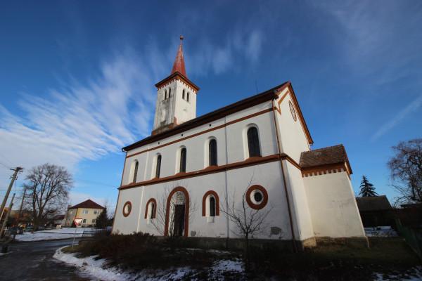 Kostel ČCE v Bukovce