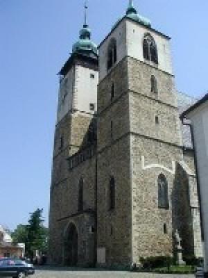 kostel sv. Jakub Jihlava