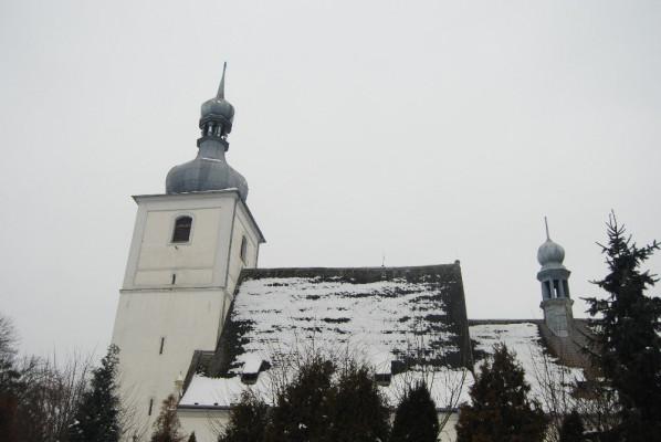 Kostel sv. Valentina Bravantice