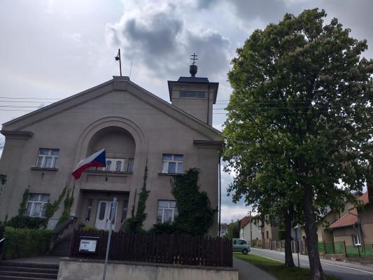 Tmaň, sbor Jiřího z Poděbrad