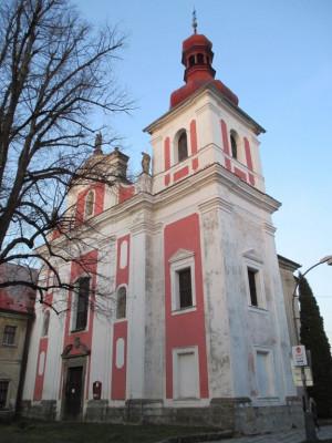 Bělá pod Bezdězem, kostel sv. Václava